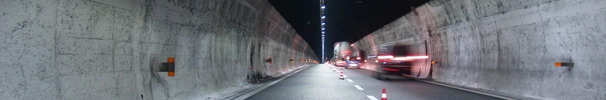 ש.מ. יוניברס Tunnels Lighting - S.M.Universe