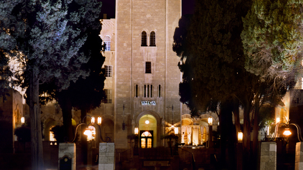 ש.מ. יוניברס YMCA Lighting, Jerusalem - S.M.Universe