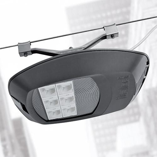 תאורת לד חוץ ורחובות LED ש.מ. יוניברס ITALO 2 Urban TS - S.M.Universe