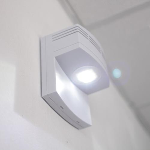 GetAway תאורת חירום לד למזדרון
