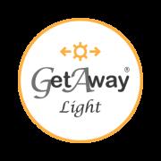 GetAway תאורת חירום לד